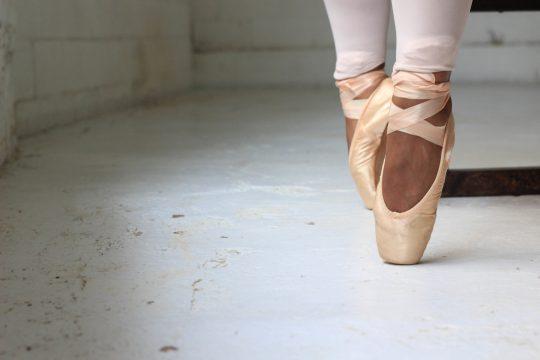 BALLET – A SYMPHONY OF BALANCE