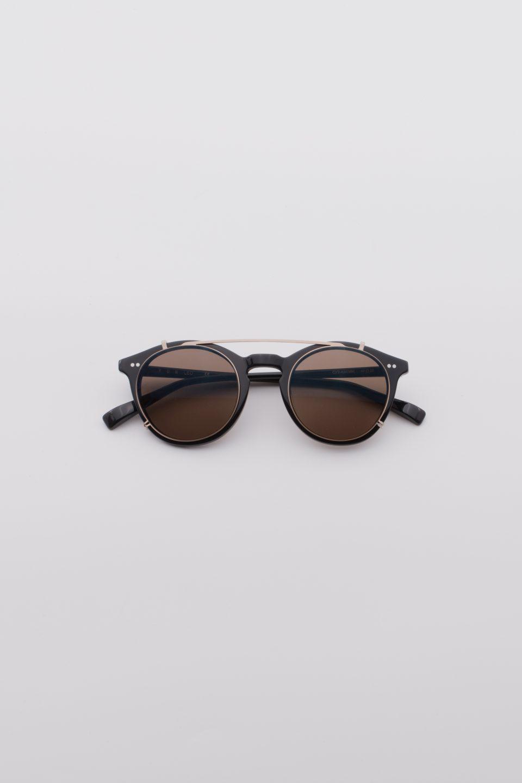 Leo Black / Mildsun Brown Clip on
