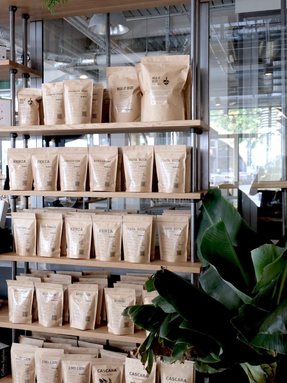 A WORLD OF COFFEE, BLOODY GOOD COFFEE