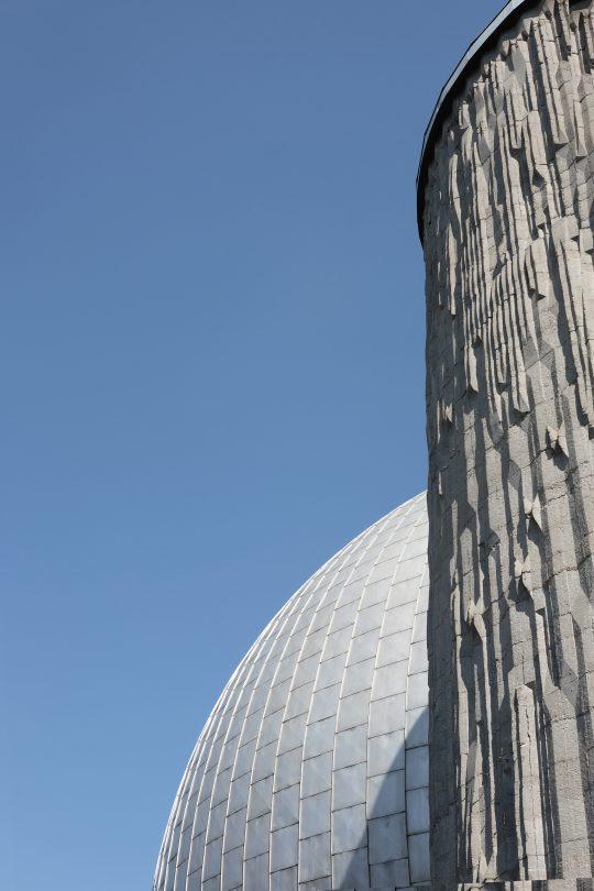 WIDEN YOUR VISION AT BERLIN'S PLANETARIUM