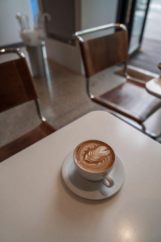 CULTURE THROUGH COFFEE AT ARABICA COFFEE