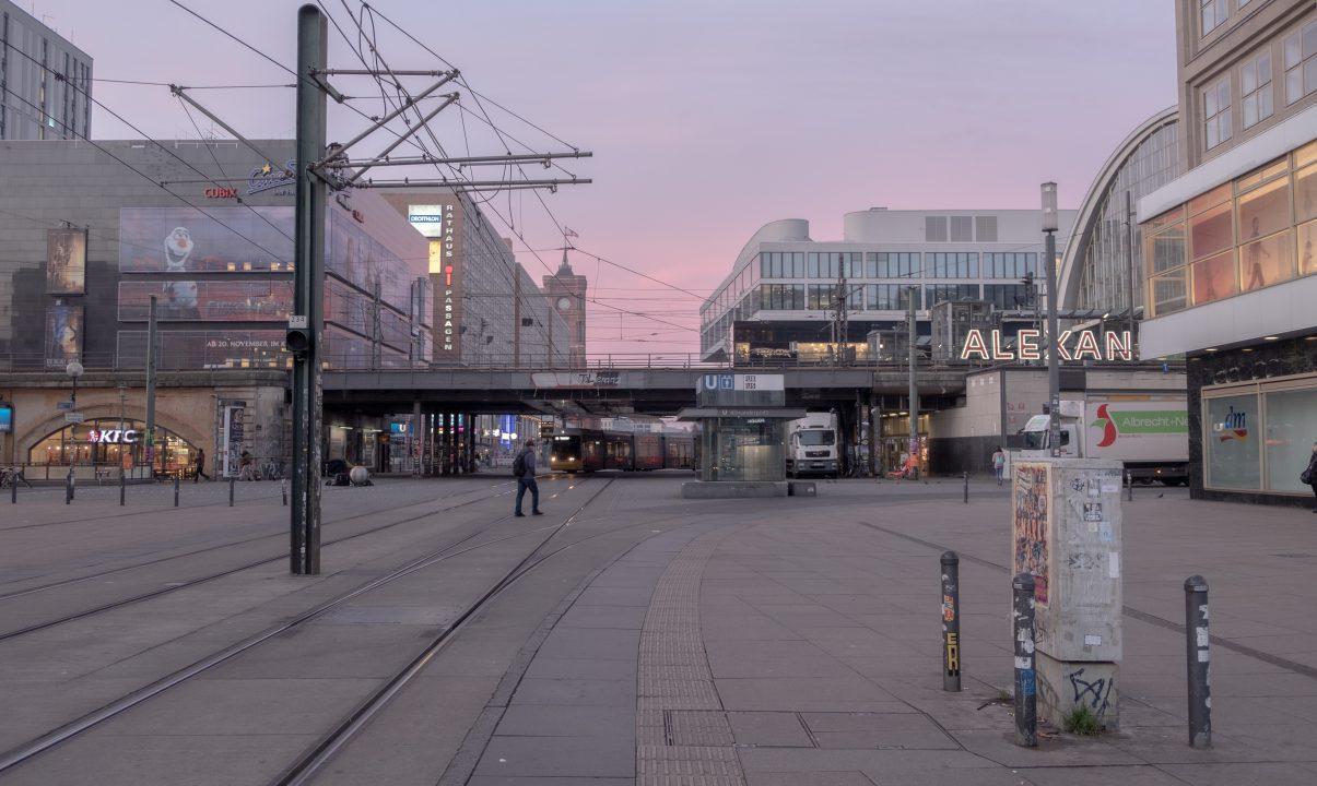 SILENT NIGHT IN BERLIN