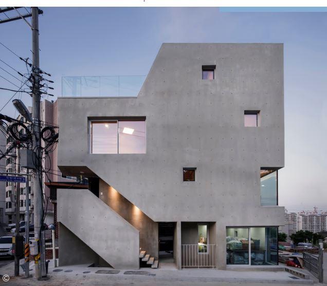 BONG JOON HO'S PURPOSE BUILT 'HOUSE' AND SIX REAL, BREATHTAKING HOMES IN SOUTH KOREA