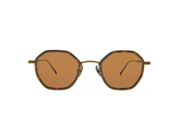 Fritz Antique Tortoise / Brightsun Brown