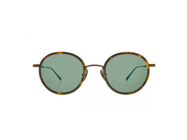 Tim Antique Tortoise / Brightsun Green